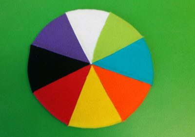 Dopasuj kolory Katarzyna Kołodziejska Pomoce dydaktyczne