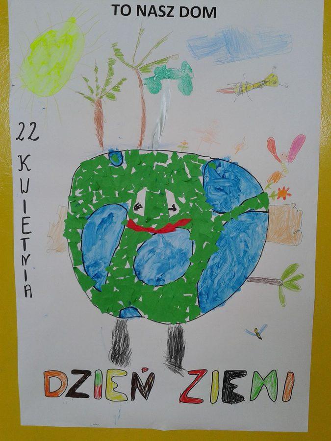 22 Kwietnia Dniem Ziemi Plakat Pomysły Na Prace