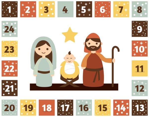 Wierszyk Adwentowy Kalendarz Dla Dzieci Do Pobrania I Wydruku