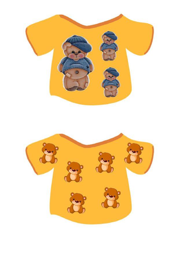Dzień Misia. Misiowe koszulki Dzień Niedźwiedzia Dzień Pluszowego Misia Joanna Gadomska