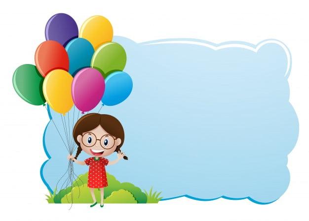 Wierszyk Zabawy Z Balonikiem Dla Dzieci Przedszkolaków Do