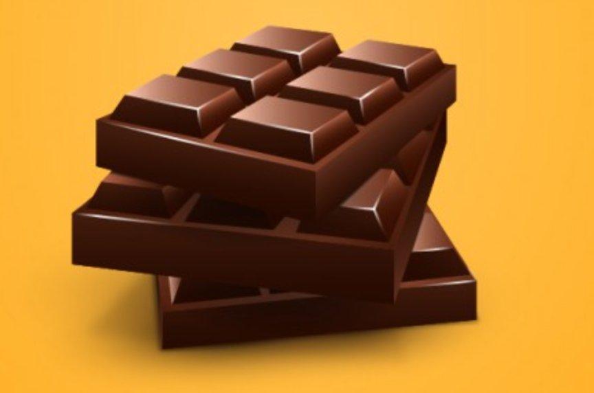 Uwielbiamy czekoladę