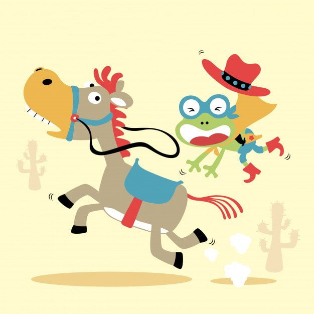 Zabawa: Konie Agata Dziechciarczyk Wierszyki Zabawa