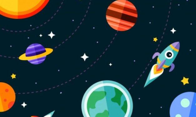 Kosmiczne pasowanie
