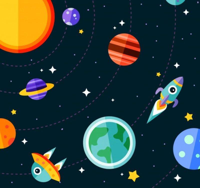 Kosmiczne pasowanie Agata Dziechciarczyk Dzień Lotnictwa i Kosmonautyki Pasowanie na przedszkolaka Pasowanie na ucznia Wierszyki