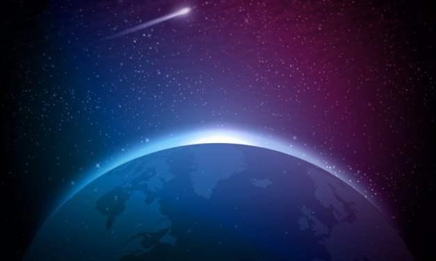 Wierszyk na Dzień Kosmosu