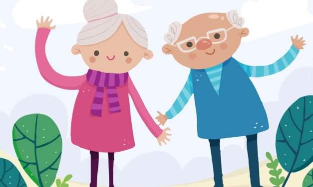 Odlotowa babcia i najsłodszy dziadek