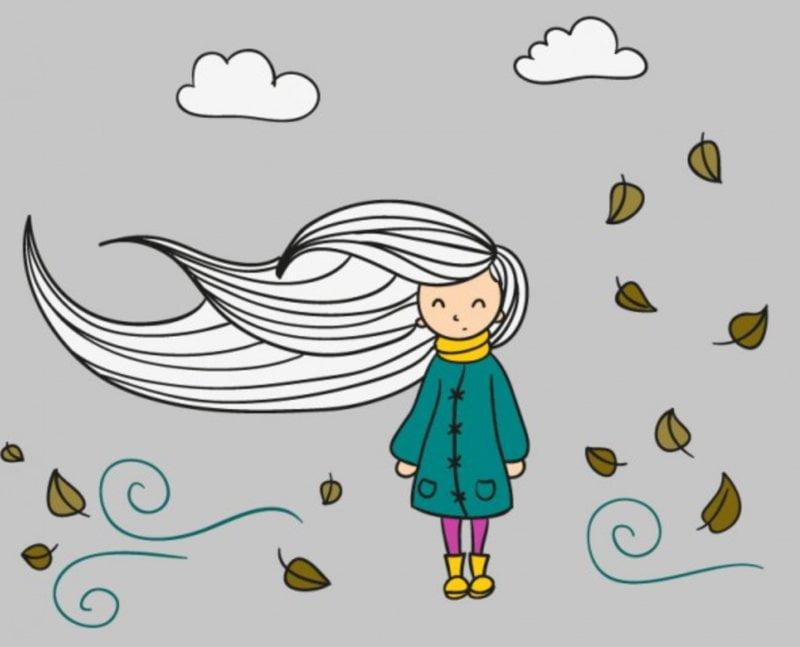 Powietrze Agata Dziechciarczyk Dzień Wiatru Ekologiczne (Wierszyki) Wierszyki