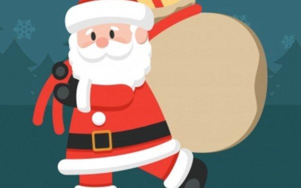 Bajeczka o świętym Mikołaju
