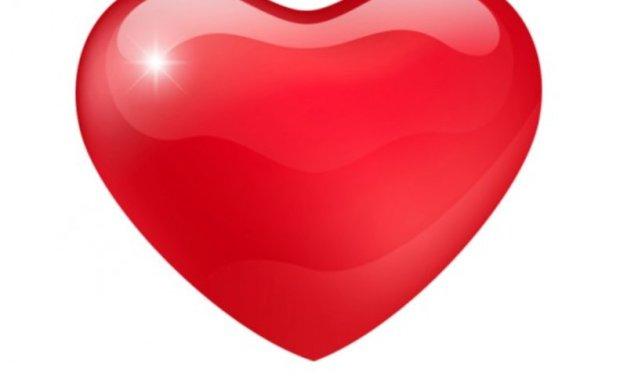 Bileciki do prezentów: Serca