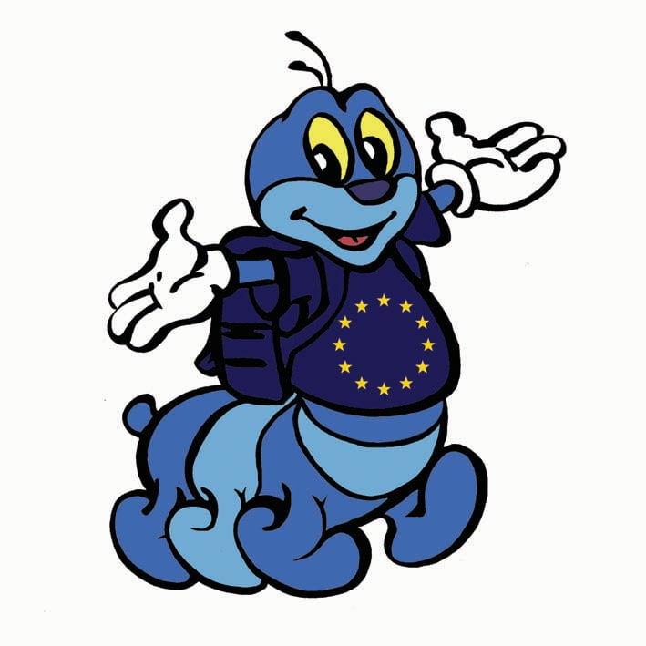 Syriusz - maskotka unijna Agata Dziechciarczyk Patriotyczne (Wierszyki) Wierszyki