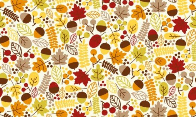 Wiersz o jesieni