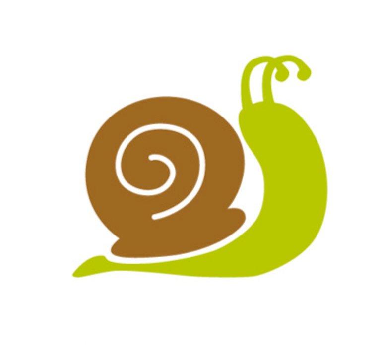 Zagadki na łące - ślimak Agata Dziechciarczyk Wierszyki Wiosna (Wierszyki) Zagadki (Wierszyki)