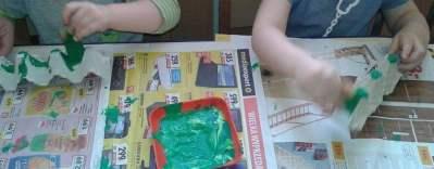 Gąsienice z wytłaczanki do jajek Dominika Kobylak Jesień Jesień Kreatywnie z dzieckiem Lato Prace plastyczne (Dzień Zwierząt) Prace plastyczne (Jesień) Prace plastyczne (Wiosna) Światowy Dzień Zwierząt Wiosna Zwierzęta