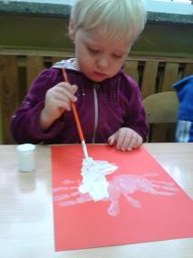 Orzeł biały - polski symbol narodowy Kreatywnie z dzieckiem Marlena Wrońska Święto Niepodległości