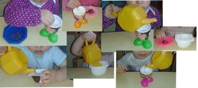 Sianie rzeżuchy Dominika Kobylak Prace plastyczne Prace plastyczne (Wielkanoc) Wielkanoc (Prace plastyczne) Wiosna (Prace plastyczne)