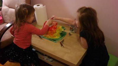 Musujący wulkan Aneta Grądzka-Rudziak Dzień Chemika Dzień Ochrony Środowiska Dzień Ziemi Kreatywnie z dzieckiem