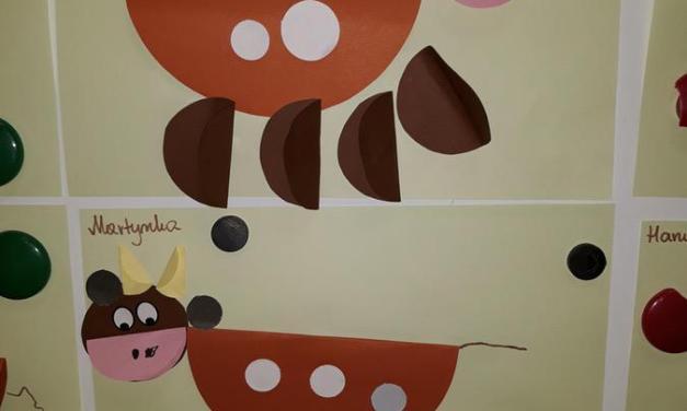 Krowa Mućka – z talerzyka