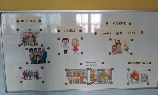 Dekoracja na Dzień Rodziny, Dzień Mamy i Taty