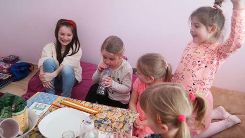 Balonik w butelce Aneta Grądzka-Rudziak Prace plastyczne
