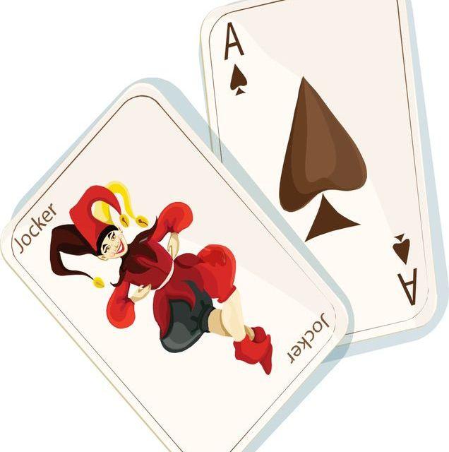 Dekoracje andrzejkowe: karty