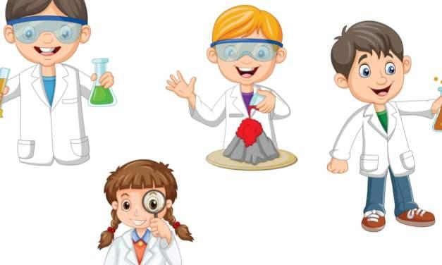 Dzień Chemika: Nauka liczenia (12 kart pracy)