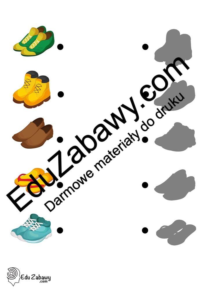 Andrzejki: Dopasuj Cienie (10 kart pracy) Andrzejki Dopasuj cienie Karty pracy Karty pracy (Andrzejki)