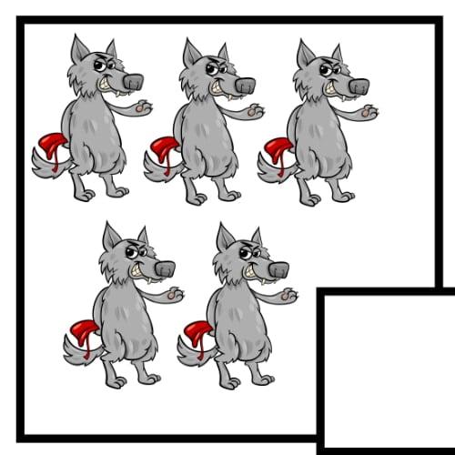 Napisy na Dzień Postaci z Bajek - Czerwony Kapturek Dzień postaci z bajek Napisy (Dzień Postaci z Bajek)