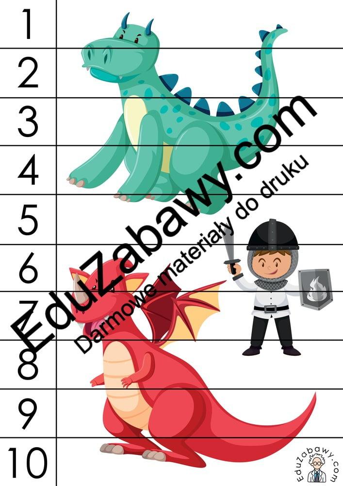 Dzień postaci z bajek: Puzzle 10 elementów Dzień postaci z bajek Karty pracy Karty pracy (Dzień Postaci z Bajek) Puzzle