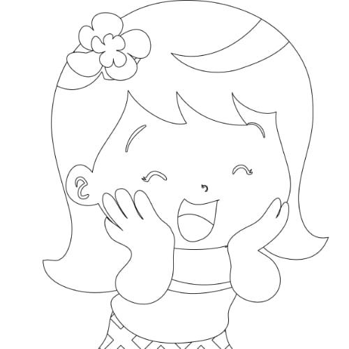 Napis Dzień Dziewczynek w syrenki Dzień Dziewczynek Napisy (Dzień Dziewczynek)