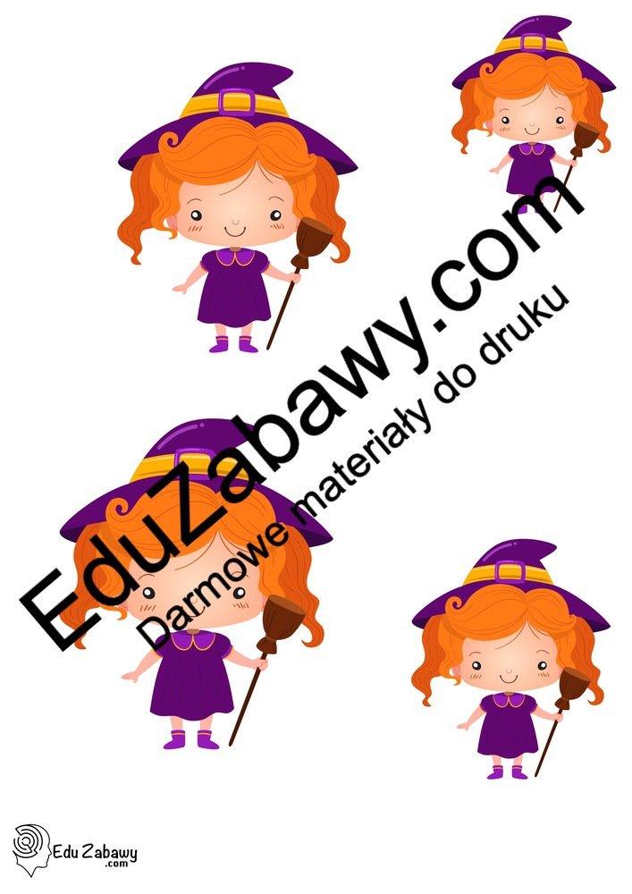 Halloween: Uszereguj (10 kart pracy) Karty pracy Karty pracy (Halloween / Święto dyni) Święto Dyni / Halloween Uszereguj