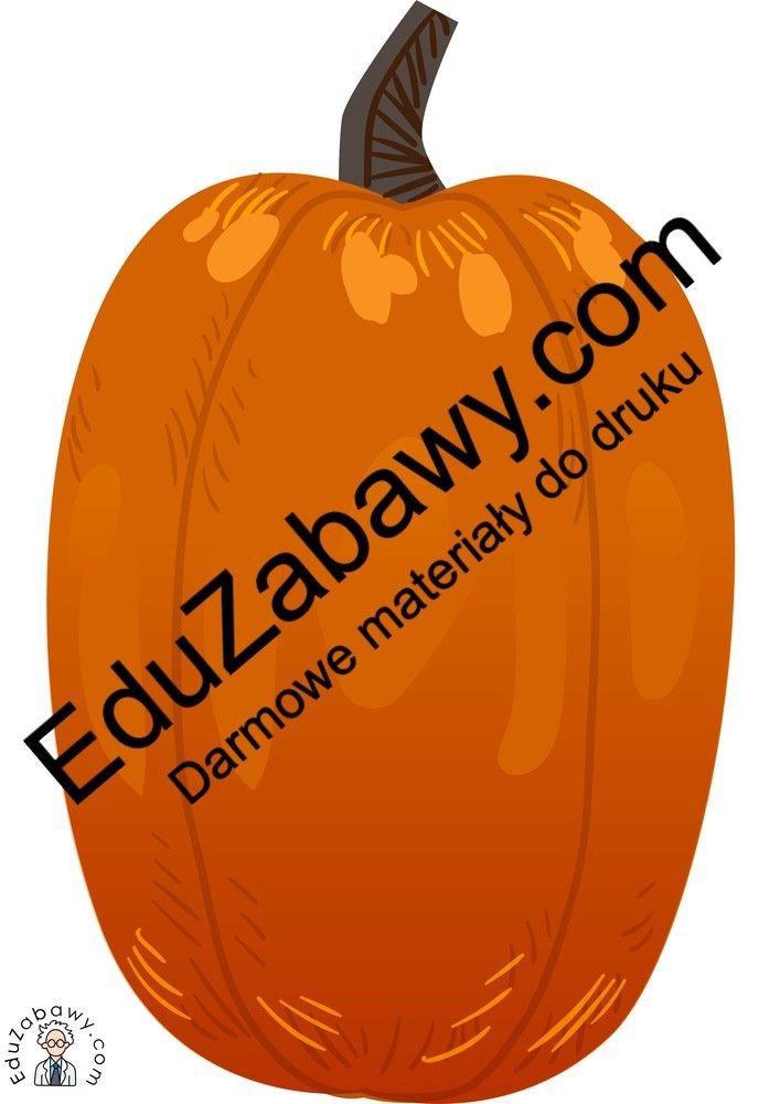 Dekoracje: Dynie (10 szablonów) Dekoracje Dekoracje (Halloween) Dekoracje (Jesień)