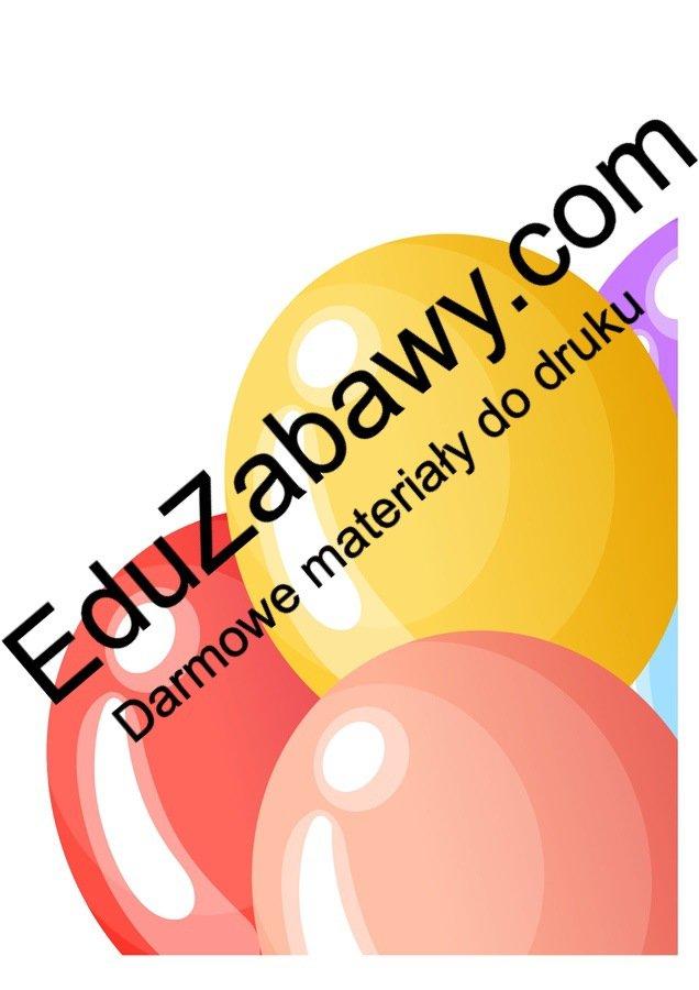 Dekoracje XXL: Balony (10 szablonów) Dekoracje Dekoracje (Dzień Babci i Dziadka) Dekoracje (Karnawał) Dzień Dziecka Dzień Kobiet Dzień Pozytywnego Myślenia Dzień Rodziny Dzień Szczęścia Dzień Teatru Dzień Uśmiechu Karnawał