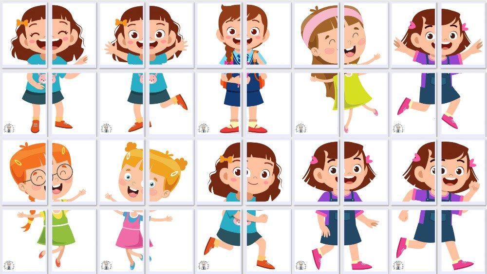 Dekoracje XXL: Wesoła Dziewczynka (10 szablonów) Dekoracje Dekoracje (Dzień Dziecka) Dekoracje (Dzień Kobiet) Dekoracje (Lato) Dzień Pozytywnego Myślenia Dzień Uśmiechu