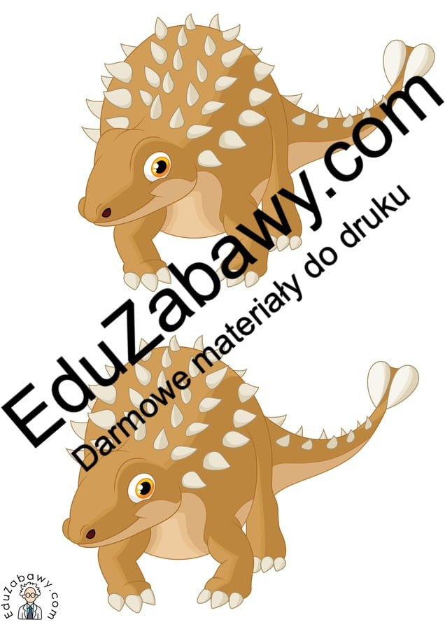 Dzień Dinozaura: Domino / Memory (19 szablonów) Domino / Memory Dzień Dinozaura Karty pracy Karty pracy (Dzień Dinozaura)