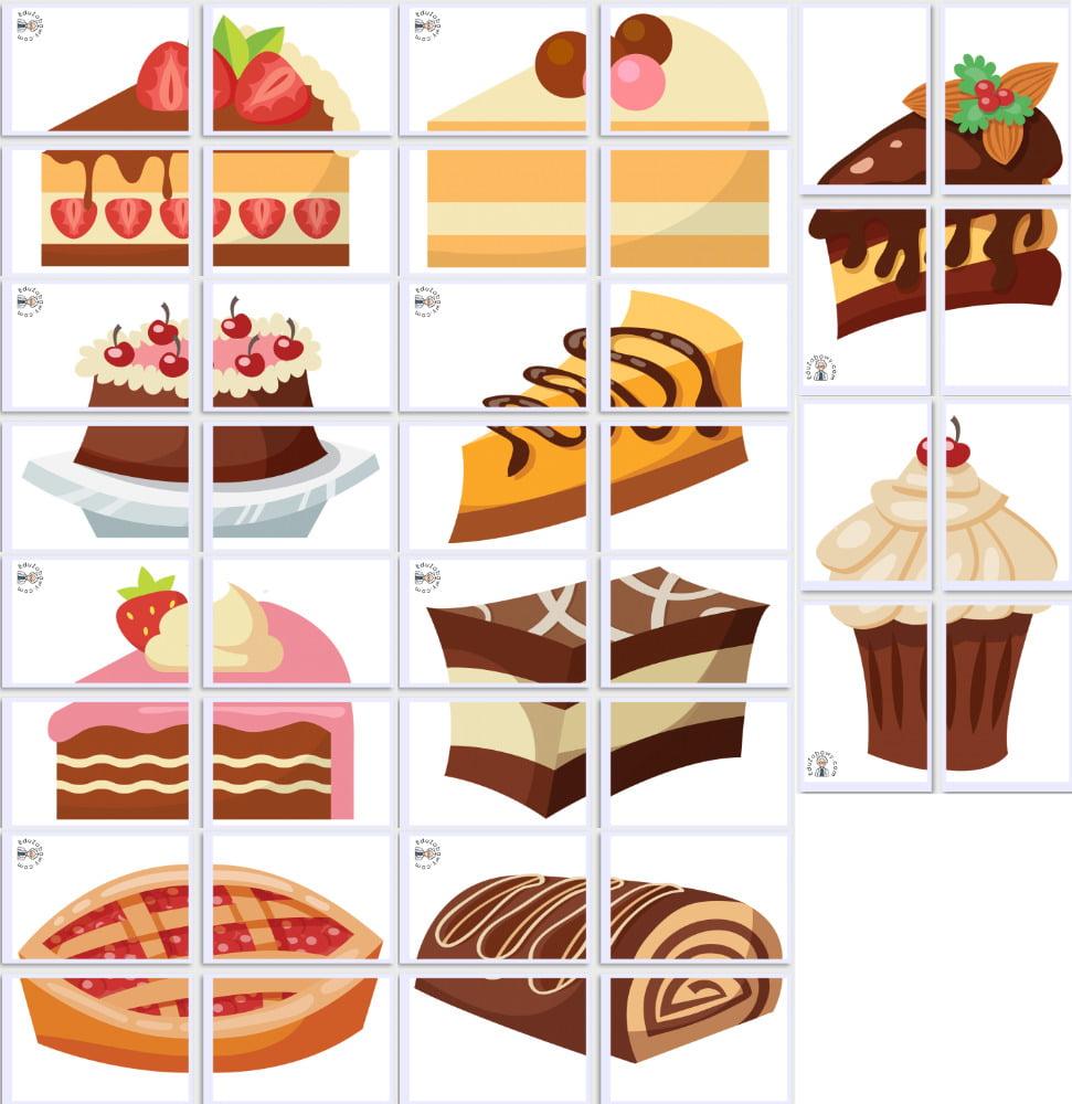 Dekoracje XXL: Ciasta (10 szablonów) Dekoracje Dekoracje (Dzień Czekolady) Dekoracje (Dzień Piekarzy i Cukierników) Dzień Piekarzy i Cukierników