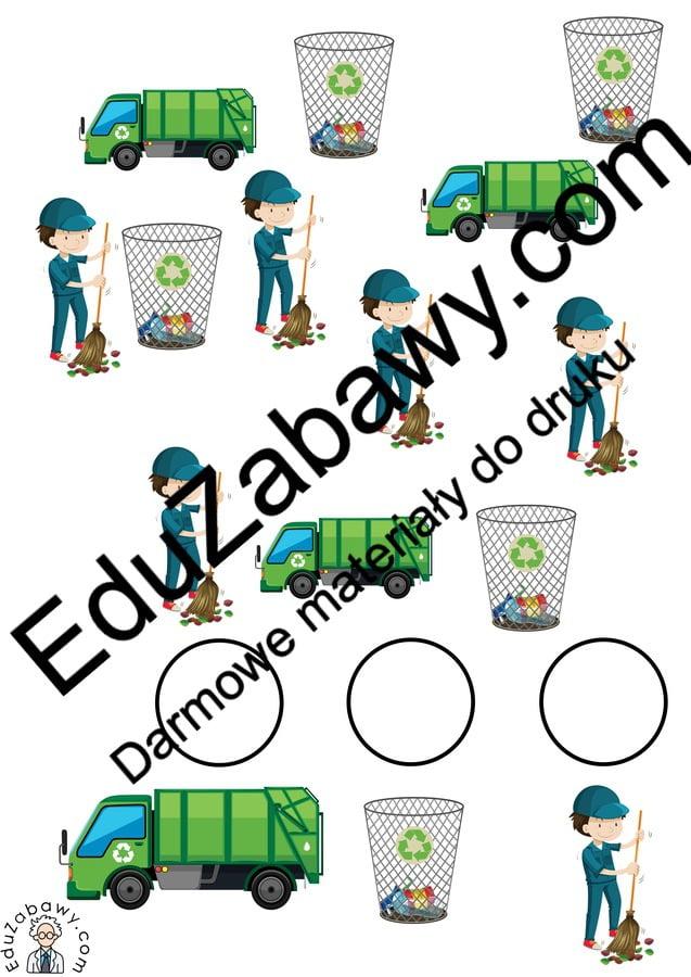 Dzień Ziemi: Bystre oczko (10 kart pracy) Bystre oczko Karty pracy Karty pracy (Dzień Ziemi)