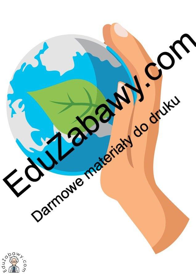 Dekoracje: Miks ekologiczny (10 szablonów) Dekoracje Dekoracje (Dzień Ziemi) Dzień Ziemi