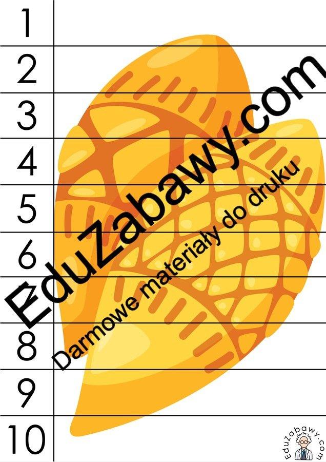 Patriotyczne Puzzle 10 elementów (10 kart pracy) 3 maja Karty pracy Karty pracy (3 maja) Puzzle
