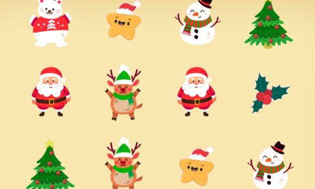 Gra online: Memory na Boże Narodzenie