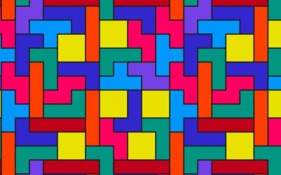Gra online: Tetris