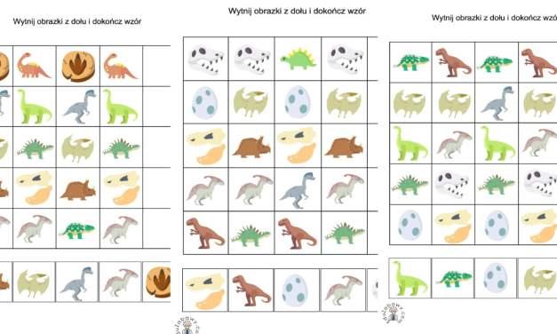 Sekwencje: Dzień Dinozaura