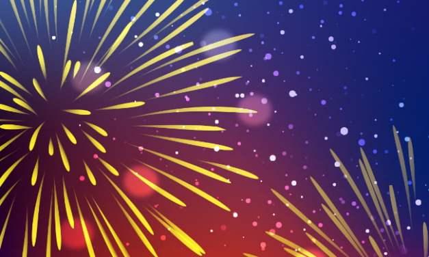Nadchodzi Nowy Rok