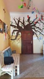 MMS w Przyłękowie w holu