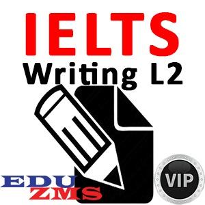 IELTS Writing L2 VIP Silver
