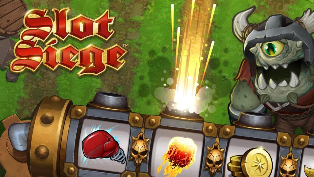 Slot Siege promotional title