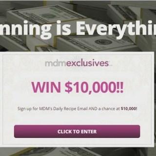 MyDailyMoment $10000 Sweepstakes