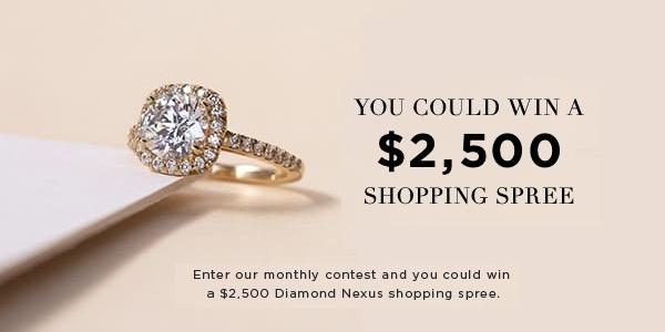 Diamond Nexus $2500 Shopping Spree Giveaway