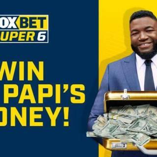 Fox Bet Super 6 David Ortiz Contest