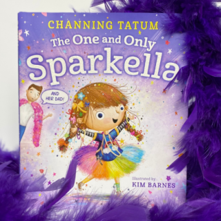 The One and Only Sparkella Signed Copy Sweepstakes